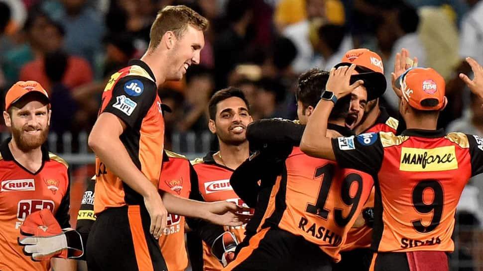 Indian Premier League 2019: List of Sunrisers Hyderabad fixtures announced so far