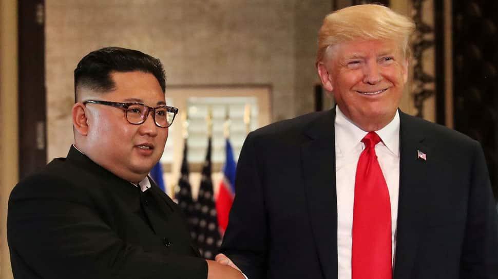 Trump says no rush to see North Korea denuclearise