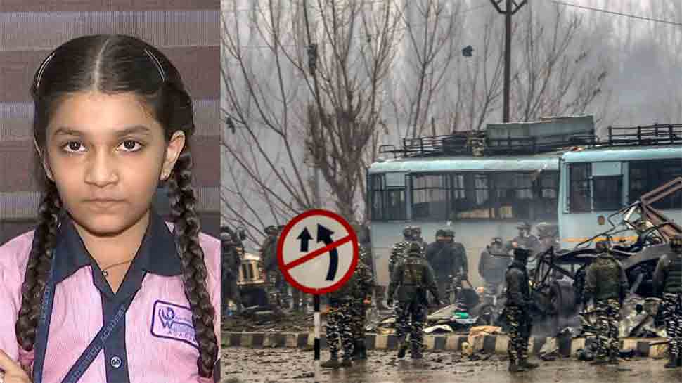 10-yr-old girl writes to PM Narendra Modi demanding revenge for Pulwama terror attack; letter goes viral