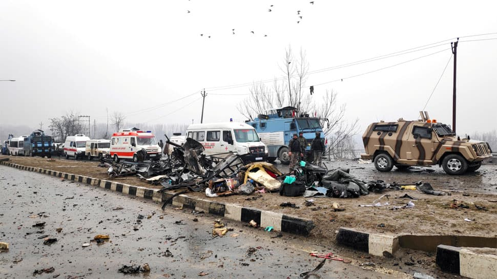Women and children carried RDX, explosives used in Pulwama terror attack