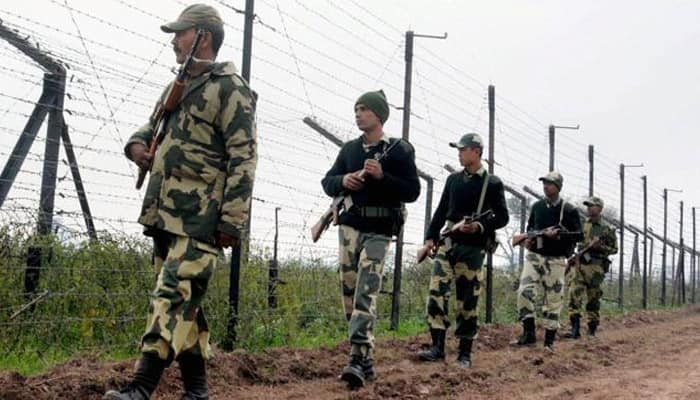 Woman intruder from Pakistan shot, injured by BSF in Punjab
