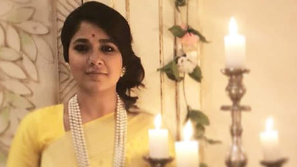 Narayani Shastri makes debut in supernatural thriller space