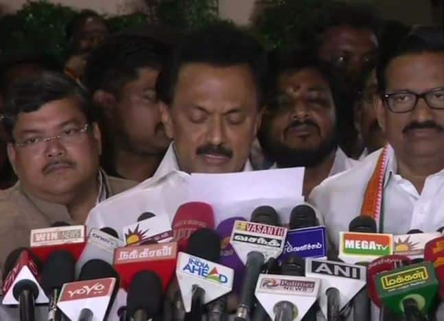 Congress seals alliance with DMK, gets nine seats in Tamil Nadu, 1 in Puducherry