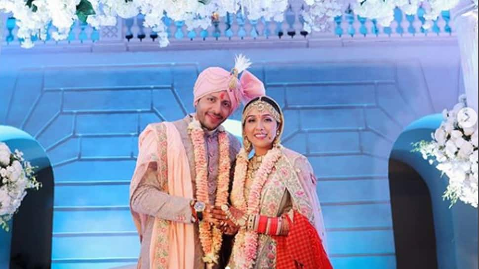 Neeti Mohan-Nihaar Pandya share first pictures from their wedding—Check inside