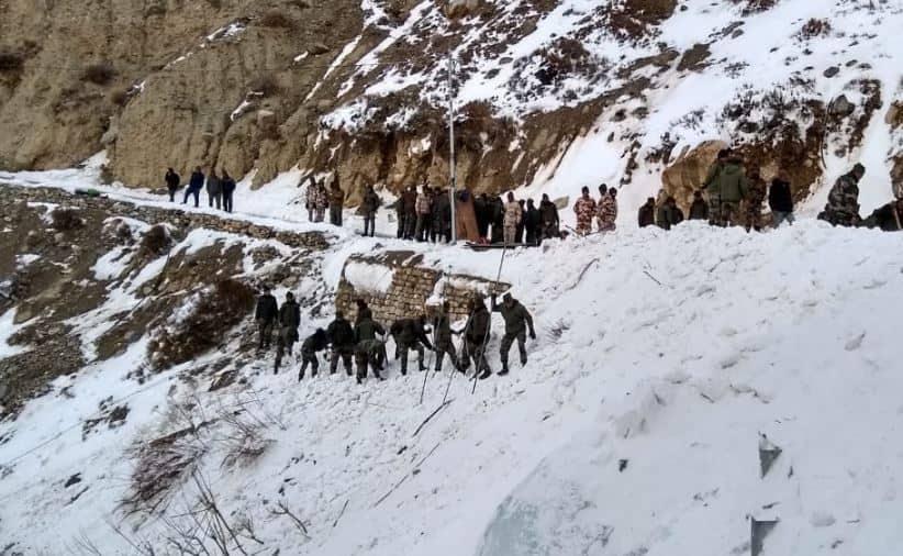 6 Army jawans feared dead in avalanche in Himachal Pradesh's Kinnaur