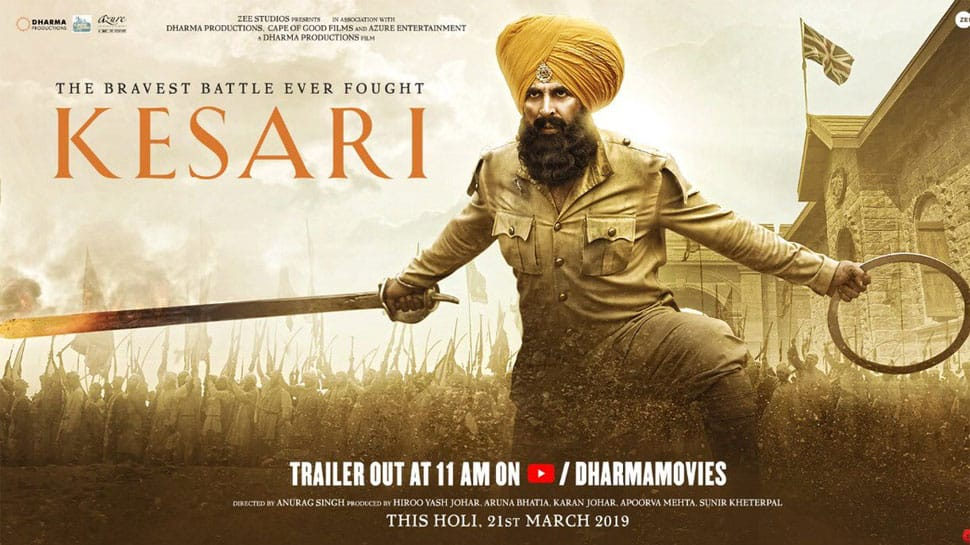 All the memes inspired by the Kesari trailer