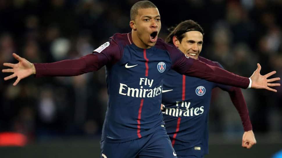 Ligue 1: Kylian Mbappe on target again as Paris St Germain crush Montpellier