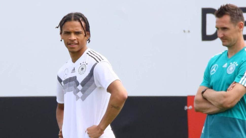 Leroy Sane feels for Schalke after Manchester City's comeback win