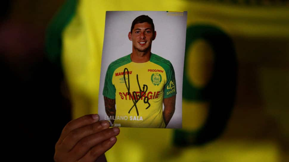 Nantes hit with fine for Emiliano Sala flare tributes