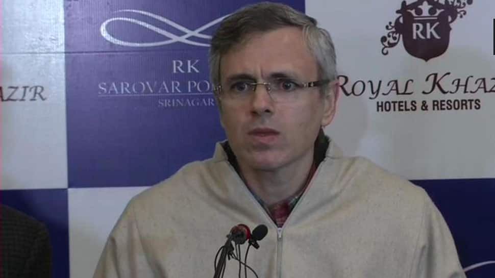 Omar Abdullah asks J&K governor to ensure security of Kashmiri students returning home