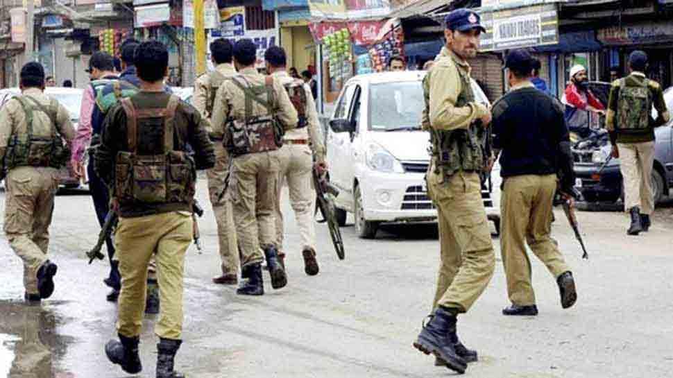 Jammu and Kashmir Police registers FIR in anti-national sloganeering case in Jammu