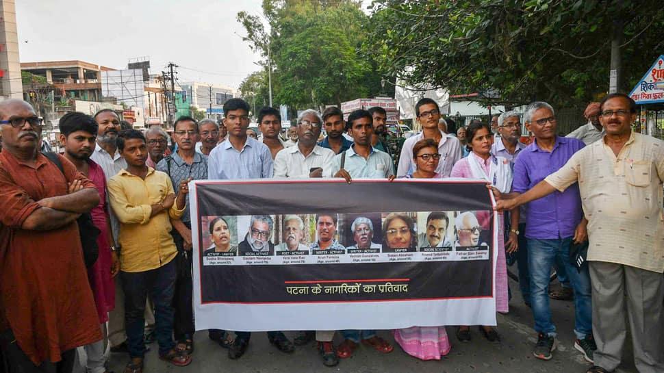 Pune Police charges activist Sudha Bharadwaj, others in Bhima Koregaon case