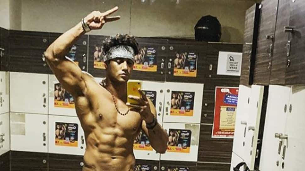 Actor Ram Yashvardhan turns fitness guru for fans