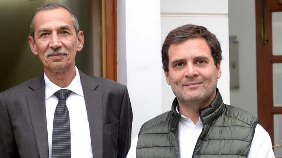 Surgical strikes architect Lt Gen (R) DS Hooda to lead Rahul Gandhi's Task Force on National Security