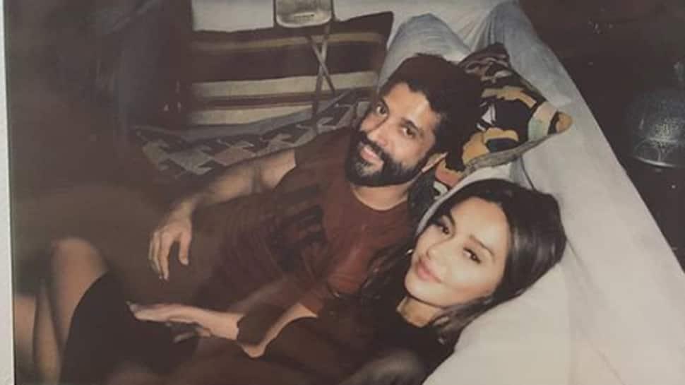 Shibani Dandekar's latest pic with rumoured beau Farhan Akhtar will melt your heart—See inside