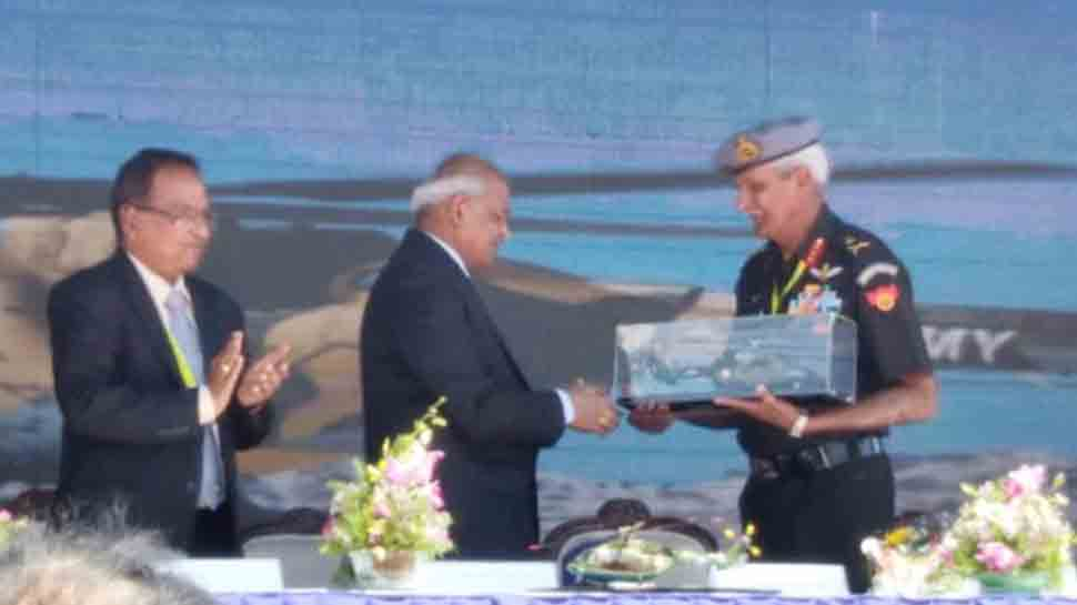Advanced Light Helicopter Mk III, built for high-altitude operations, officially joins Indian Army