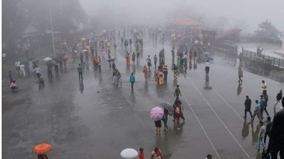 More snow, rain lash Himachal Pradesh