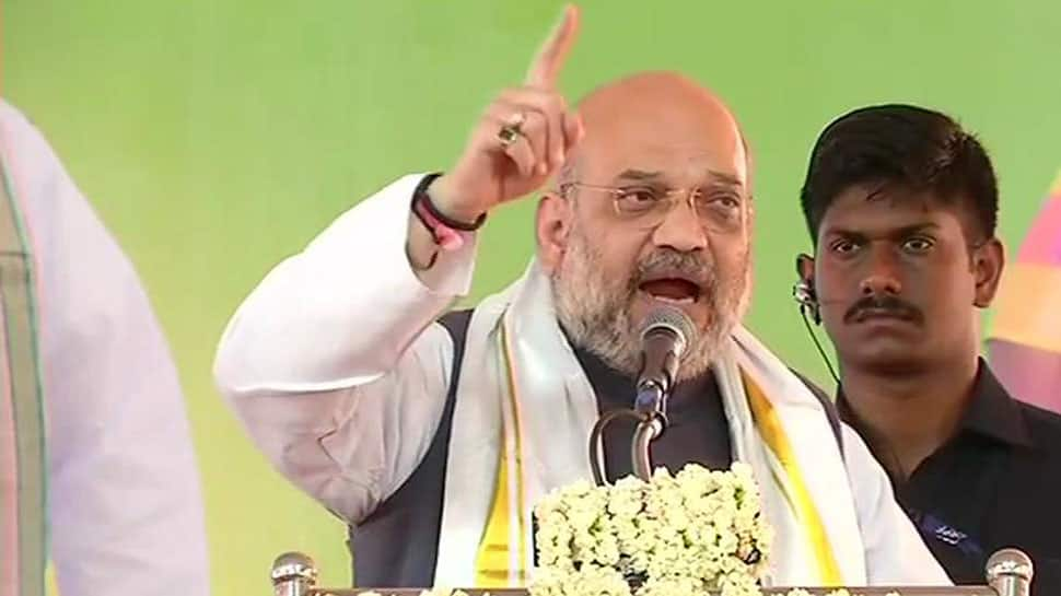 Bloodshed by soldiers in Pulwama will not go in vain: Amit Shah
