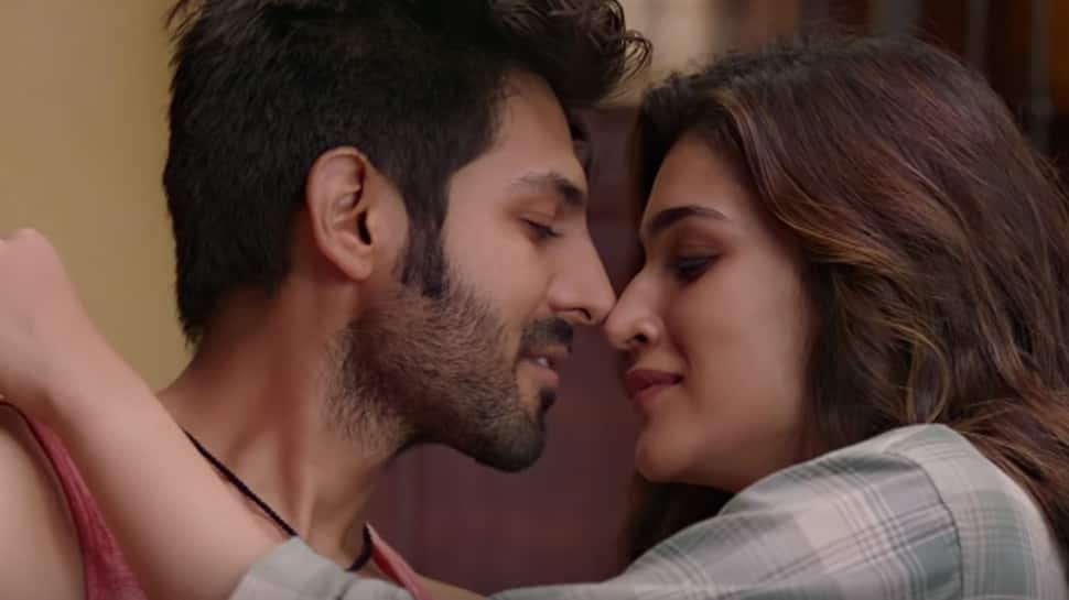 Kartik Aaryan-Kriti Sanon's chemistry in 'Duniyaa' song from 'Luka Chuppi' is to watch out for!