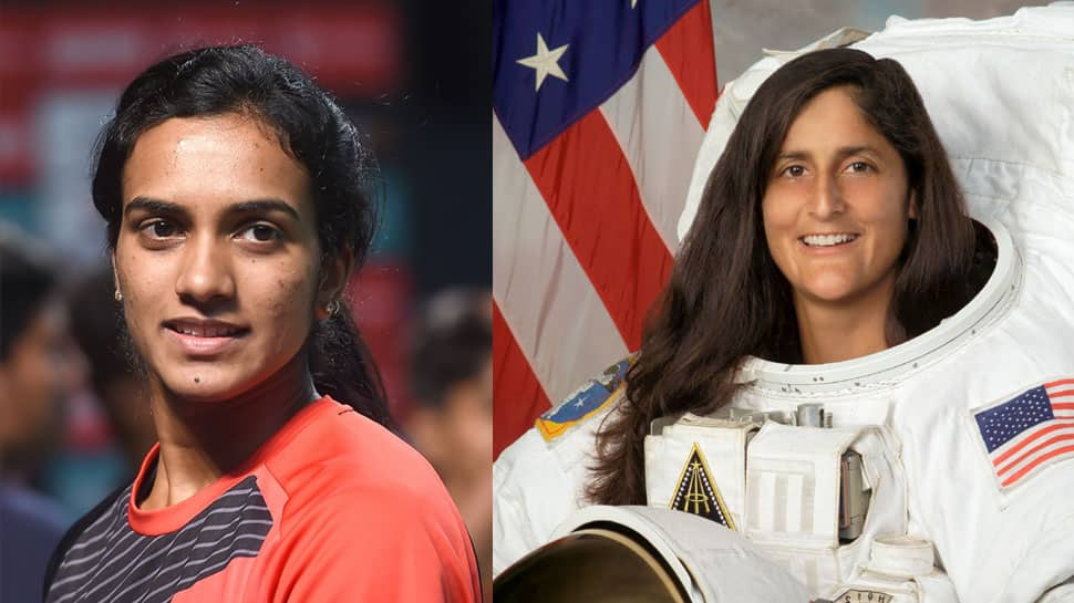 Badminton ace PV Sindhu, astronaut Sunita Williams to take sorties in LCA Tejas on Aero India Women's Day