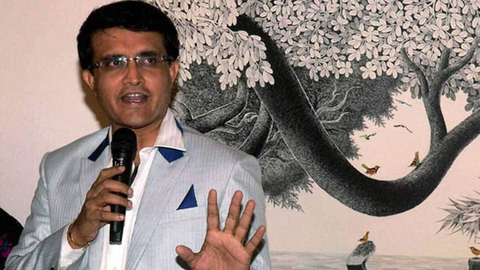 Cricket Association of Bengal will take a call on removing Imran Khan's portraits soon: Sourav Ganguly