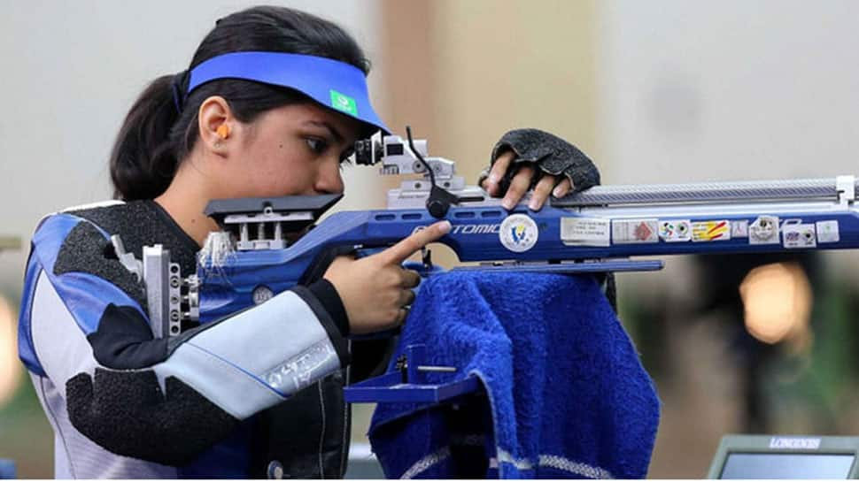 It's been tough: Apurvi Chandela after clinching gold medal in ISSF World Cup 2019