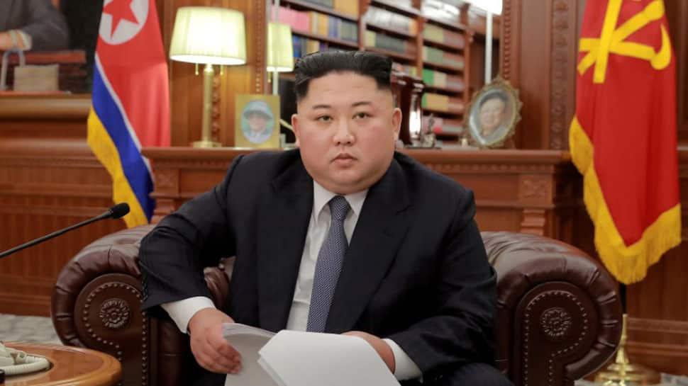 North Korean leader Kim Jong Un begins train trip to Vietnam for summit with US President Donald Trump