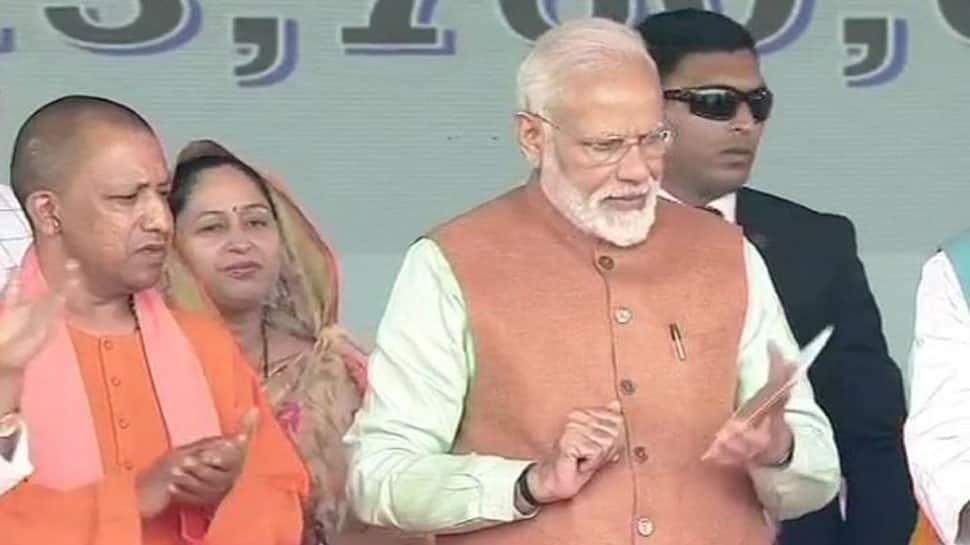Prime Minister Narendra Modi launches Rs 75,000 crore PM-KISAN scheme, to benefit 12 crore farmers