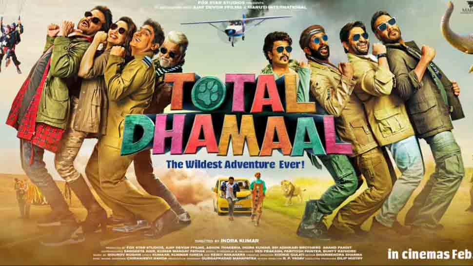 Total Dhamaal Day 2 collections: Anil Kapoor-Madhuri Dixit starrer sets the Box Office on fire