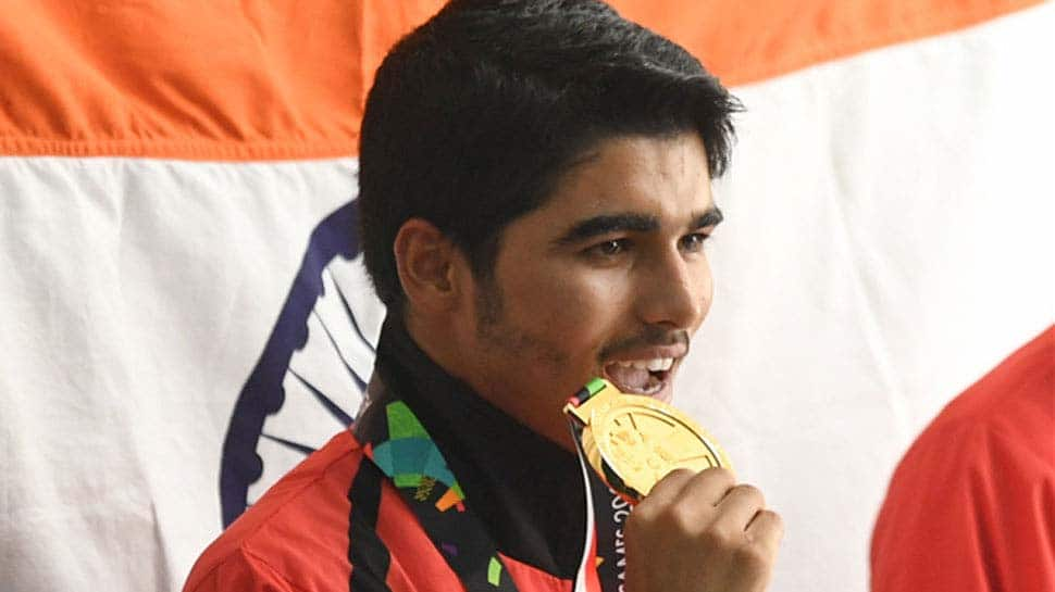 ISSF World Cup 2019: Saurabh Chaudhary strikes gold in 10m Air Pistol event