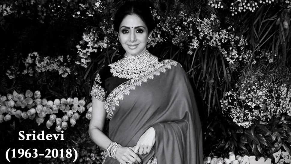 Void that can never be filled: family, colleagues remember Sridevi on 1st death anniversary