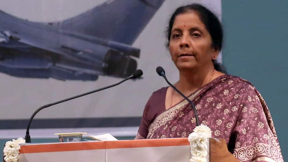 Far lesser incidents of terrorism than prior to 2014: Nirmala Sitharaman