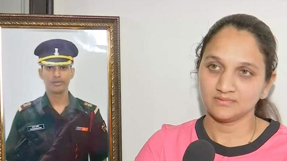 Major's widow to join Army as lieutenant, undergo training in Chennai