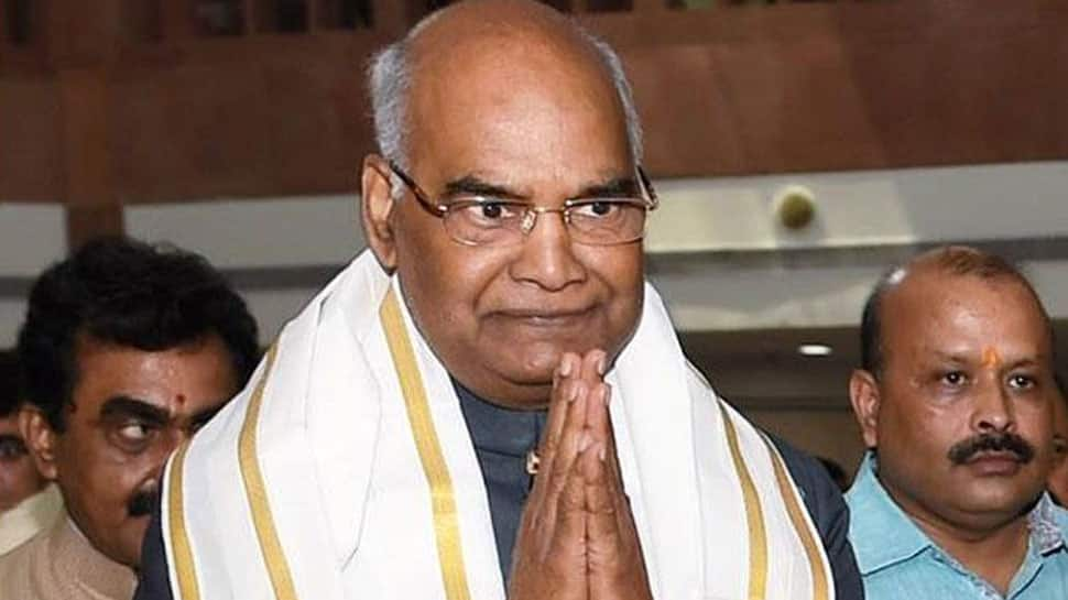 Happy that govt, civil society, other institutions working together on Ayushman Bharat: Prez Kovind