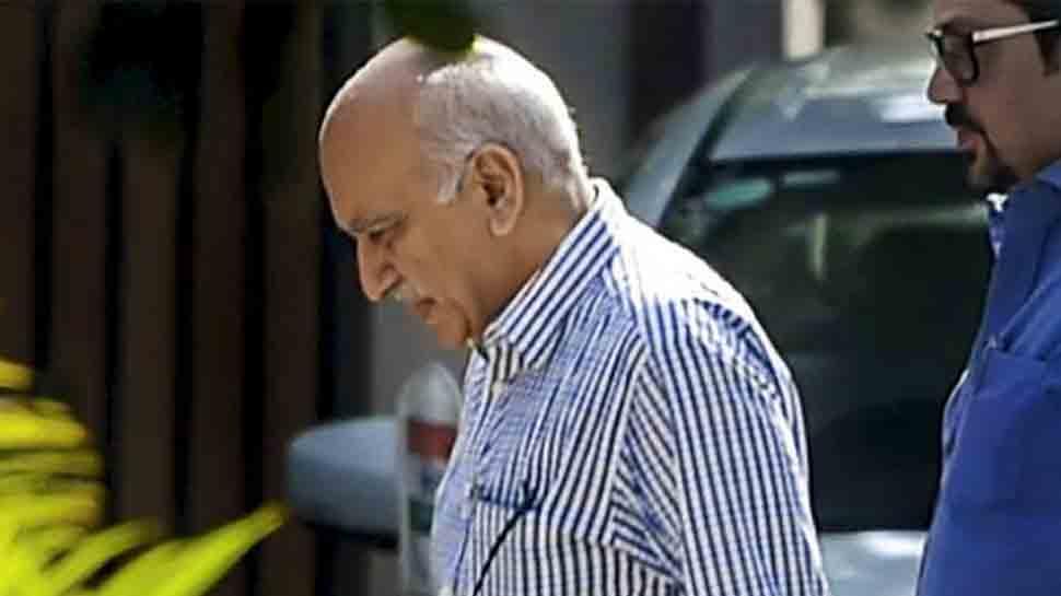 Delhi court to hear MJ Akbar's defamation plea on MeToo allegations against journalist Priya Ramani today