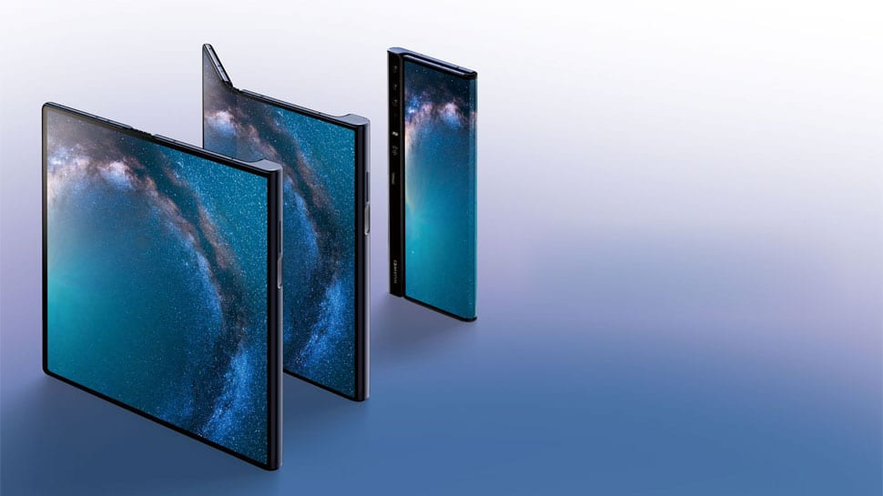 Huawei Mate X foldable smartphone launched: India price, availability and more