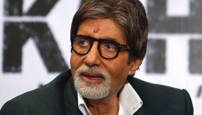 Big B will fight against discrimination towards women as long as he's alive