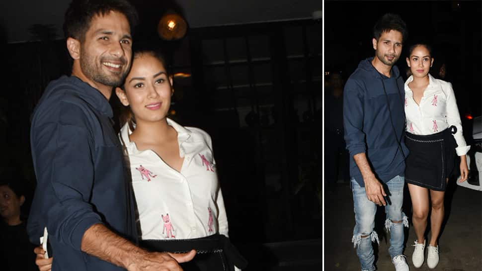 Mira Rajput shares adorable selfie with hubby Shahid Kapoor, wishes him happy birthday—See pic