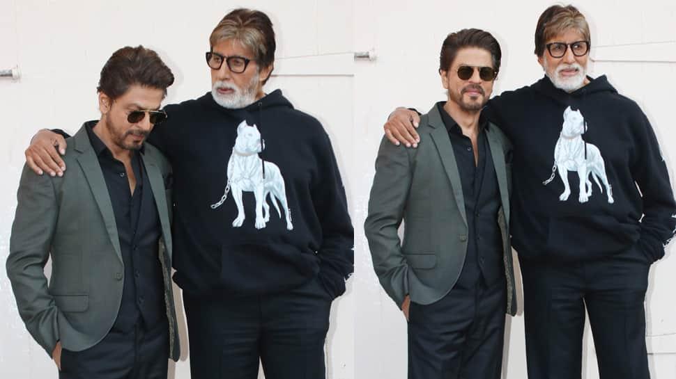 Watch Amitabh Bachchan-Shah Rukh Khan get candid on 'Badla Unplugged' teaser