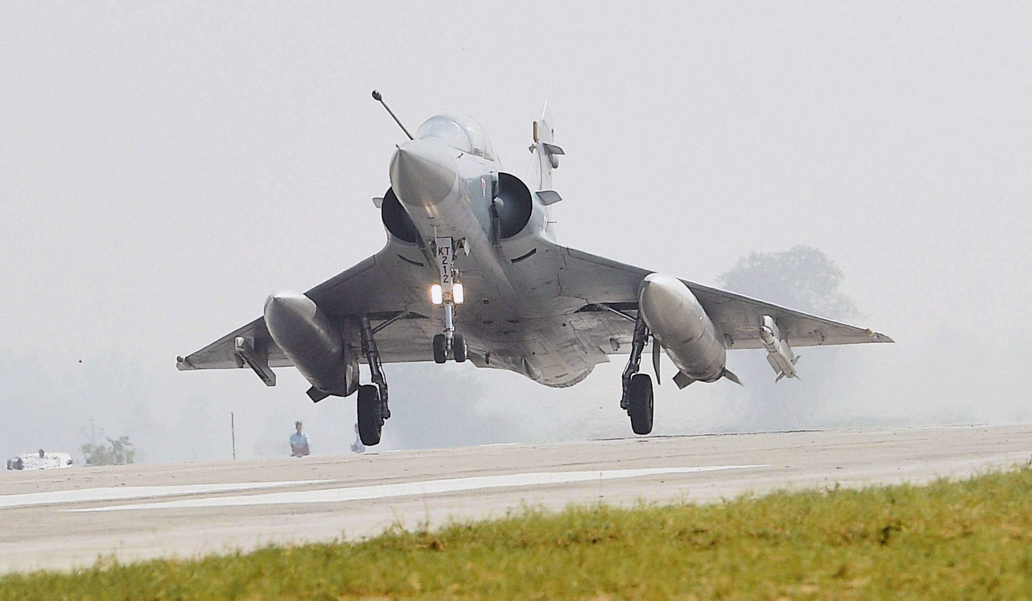 IAF's Mirage 2000 jets cross LoC, destroy PoK terror camp with 1,000 kg bombs