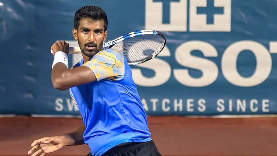 ATP Rankings: India's Prajnesh Gunneswaran attains career-best spot