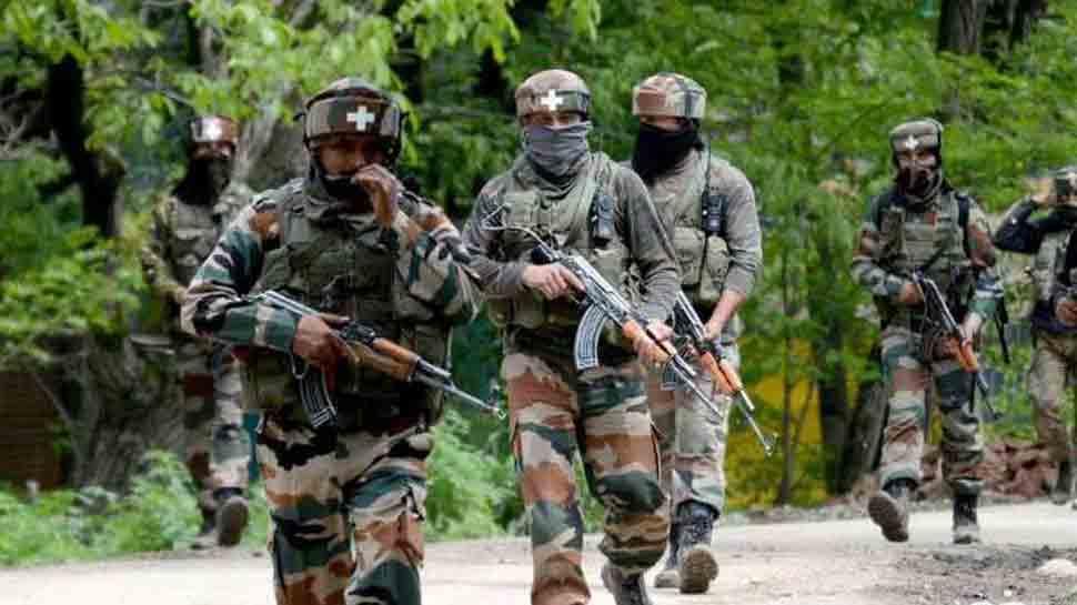 Indian armed forces shoot down Pakistan drone near Gujarat border