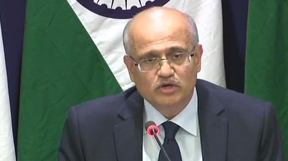 India strikes Jaish-e-Mohammed's training camp: Complete text of Foreign Secretary Vijay Gokhale's statement