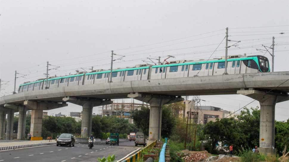 Services restored on Noida-Greater Noida Metro