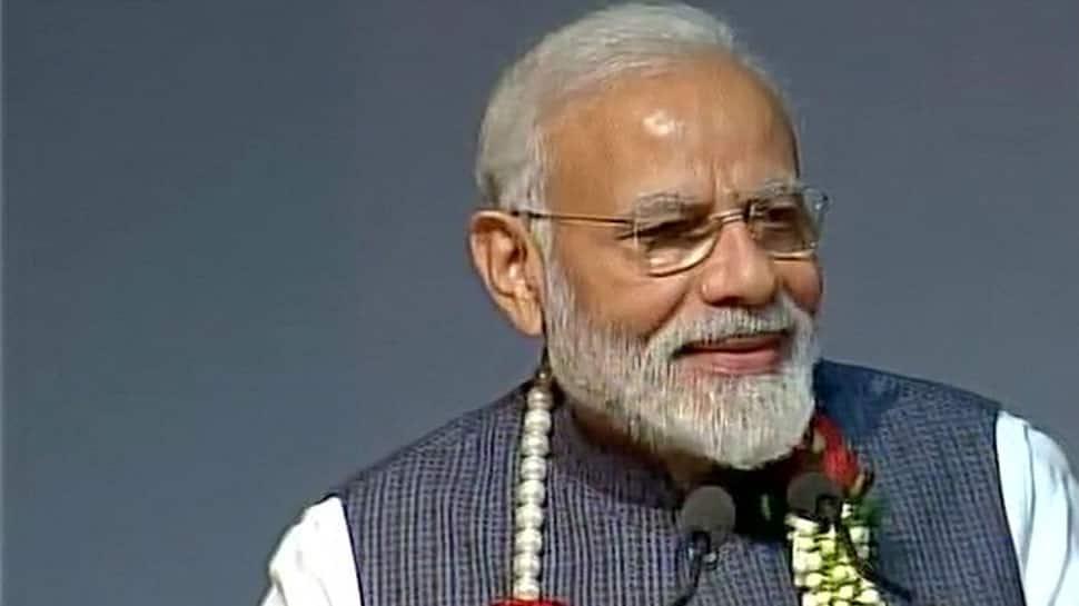 PM Modi takes Delhi Metro, inaugurates world's largest Bhagavad Gita at ISKCON