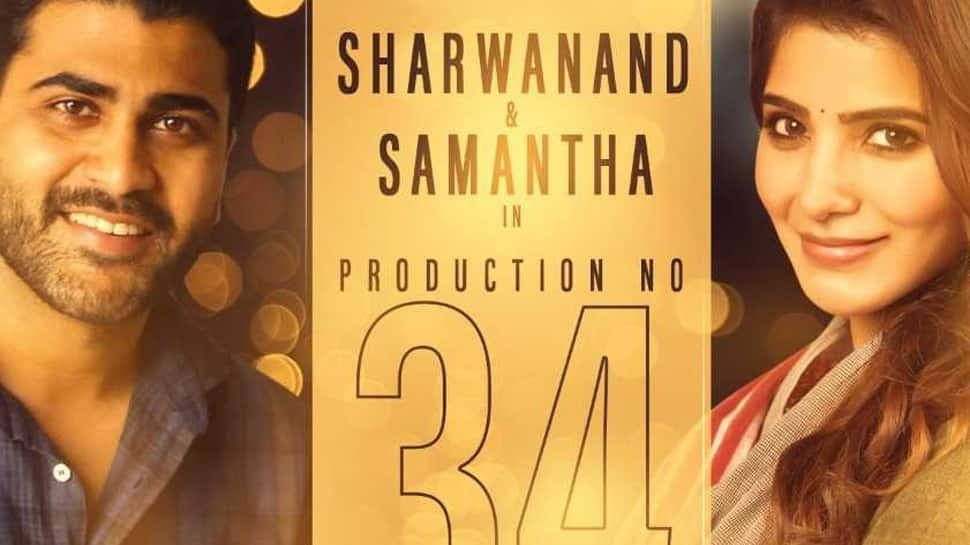 Samantha Akkineni and Sharwanand starrer '96 Telugu remake to go on floors in April