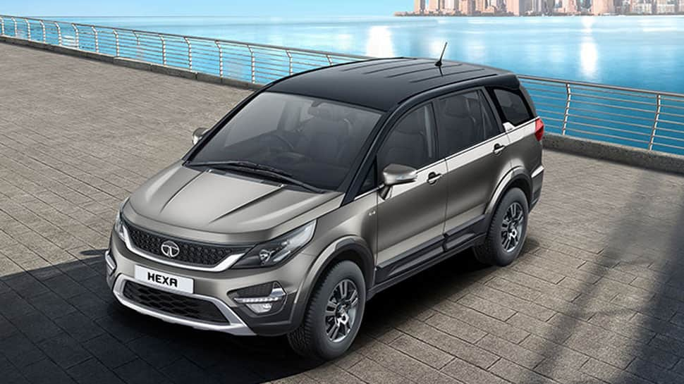 Tata Hexa 2019 edition launched in India