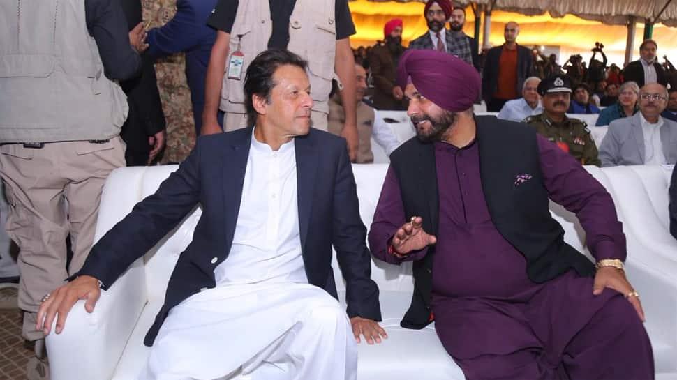 Navjot Singh Sidhu heaps praise on Imran Khan for decision to release IAF pilot
