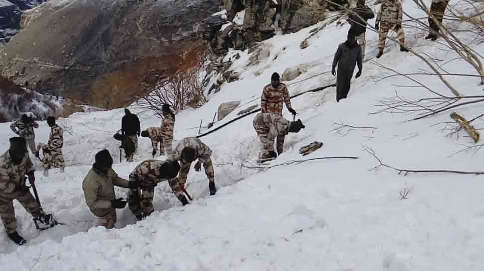 Kinnaur avalanche: Rescue operation resumes, 5 trapped Army jawans yet to be traced