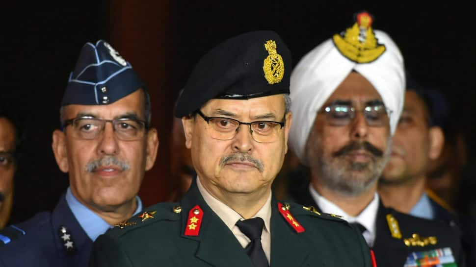 Indian armed forces warn Pakistan against any misadventure